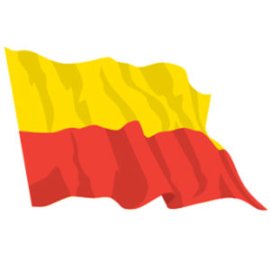 red-yellow-flag