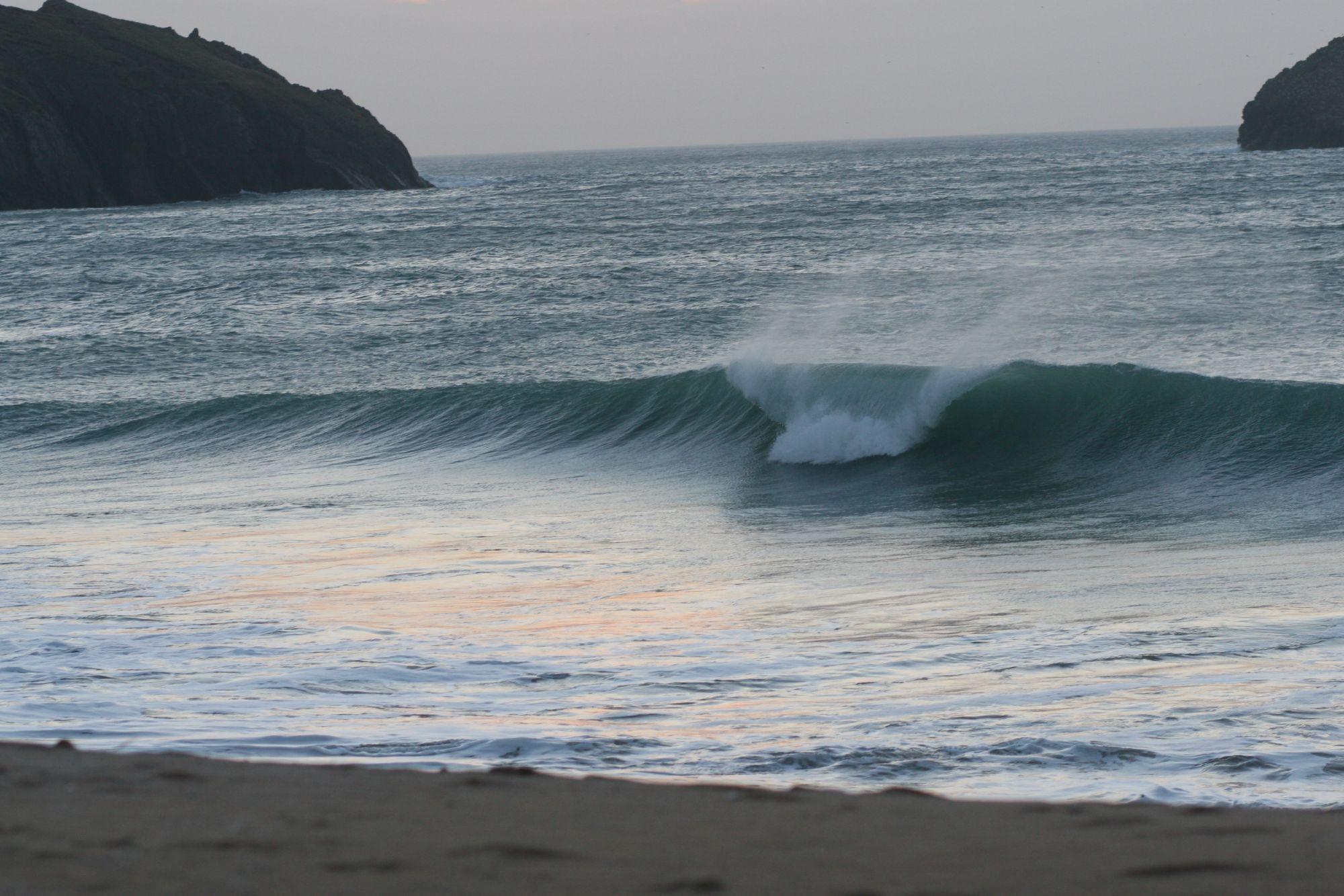 surfing at holywell bay holywell bay slsc