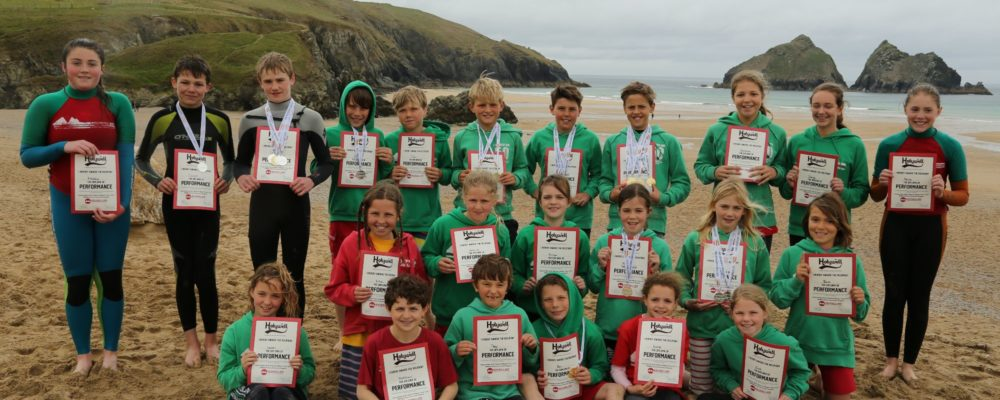 Holywell Bay Nippers